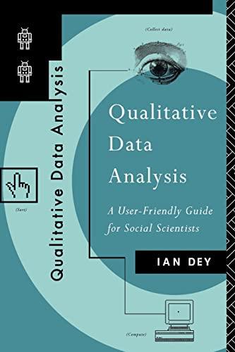 9780415058520: Qualitative Data Analysis: A User-Friendly Guide: A User-friendly Guide for Social Scientists