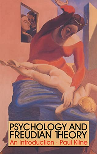 9780415058780: Psychology and Freudian Theory: An Introduction