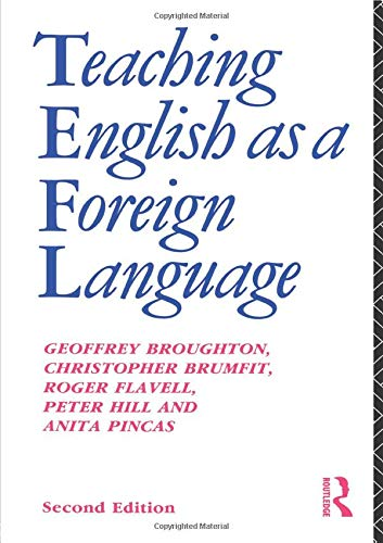 9780415058827: Teaching English as a Foreign Language (Routledge Education Books)