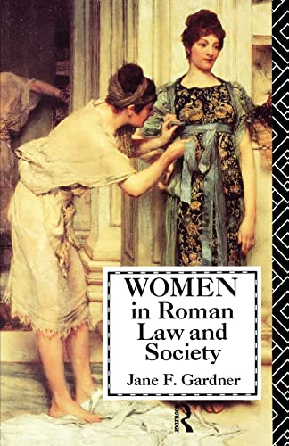 9780415059022: Women in Roman Law and Society
