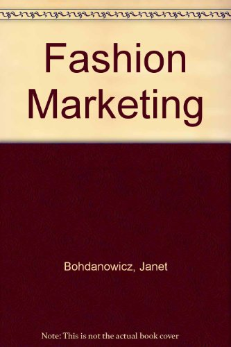 9780415059398: Fashion Marketing