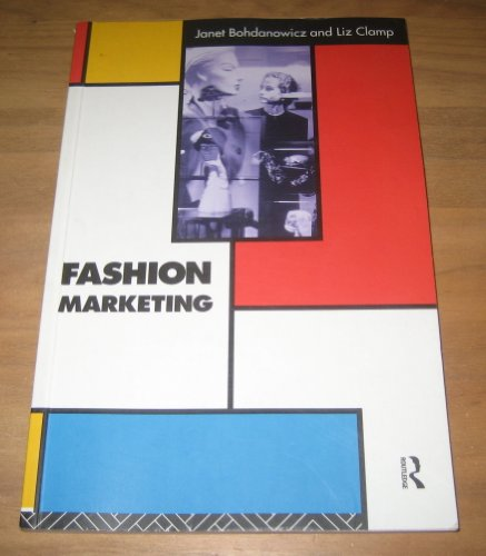 9780415059404: Fashion Marketing