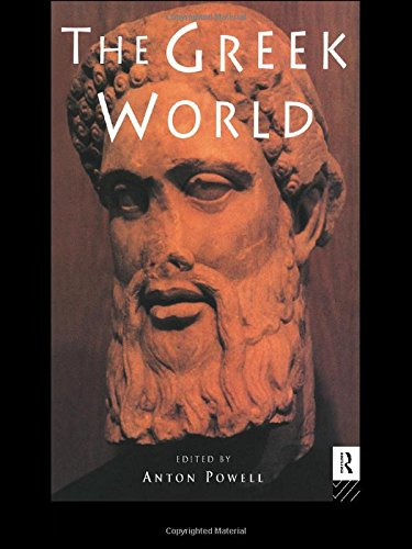 9780415060318: The Greek World (Routledge Worlds)