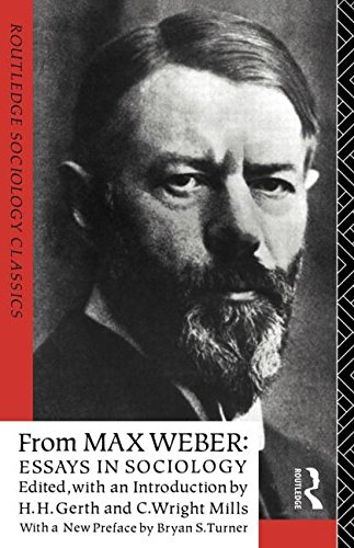 9780415060561: From Max Weber: Essays in Sociology