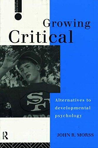 9780415061094: Growing Critical: Alternatives to Developmental Psychology