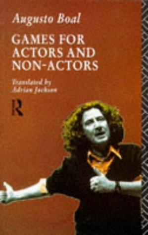 9780415061551: Games for Actors and Non-Actors