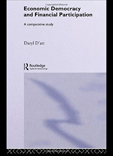 9780415062152: Economic Democracy and Financial Participation: A Comparative Study