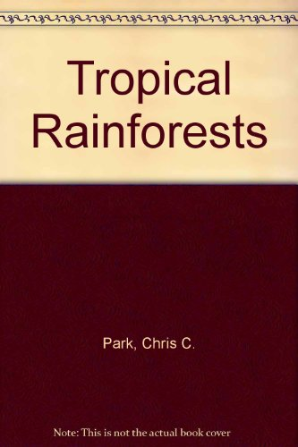 9780415062381: Tropical Rainforests