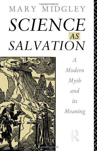 9780415062718: Science as Salvation: A Modern Myth and its Meaning (Gifford Lectures ; 1990)