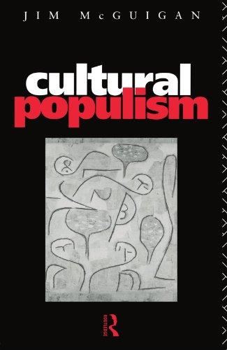 9780415062954: Cultural Populism