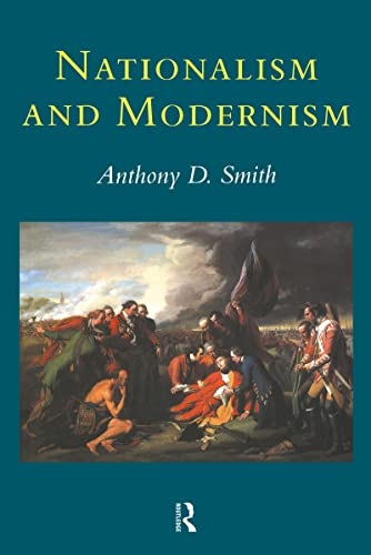 9780415063401: Nationalism and Modernism