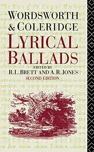9780415063883: Lyrical Ballads: William Wordsworth and Samuel Taylor Coleridge