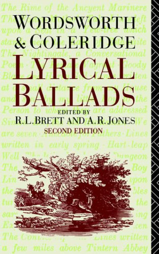 Lyrical Ballads by William Wordsworth, Samuel Taylor ...