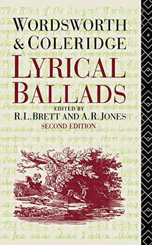 Lyrical Ballads : William Wordsworth and S.: Samuel Taylor Coleridge;