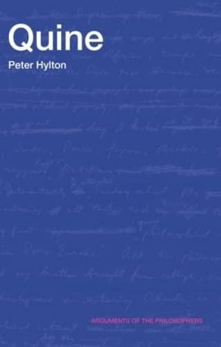Quine: Hylton, Peter