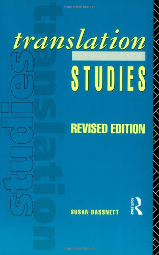 9780415065283: Translation Studies (New Accents Series)