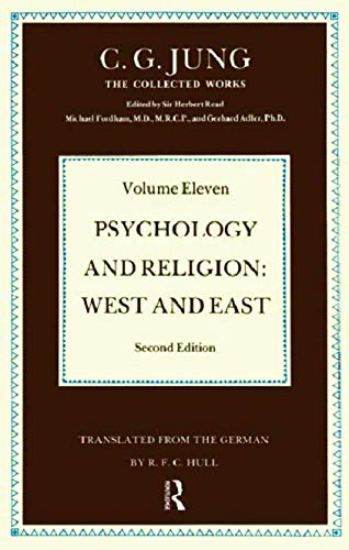 9780415066068: Psychology and Religion Volume 11: West and East