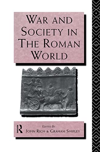 9780415066440: War and Society in the Roman World (Leicester-Nottingham Studies in Ancient Society)