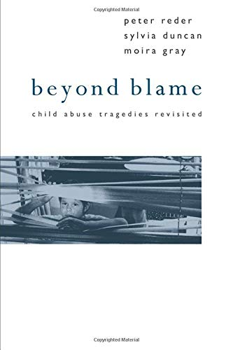 9780415066792: Beyond Blame: Child Abuse Tragedies Revisited