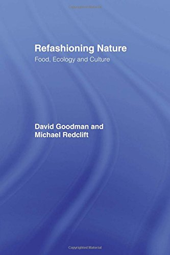 9780415067027: Refashioning Nature: Food, Ecology and Culture