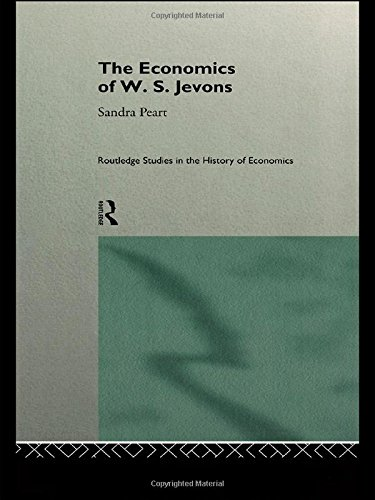 9780415067133: The Economics of W.S. Jevons (Routledge Studies in the History of Economics)