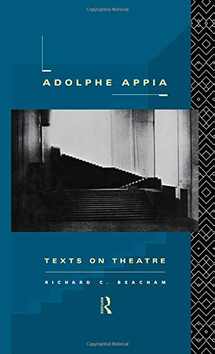 9780415068239: Adolphe Appia: Texts on Theatre