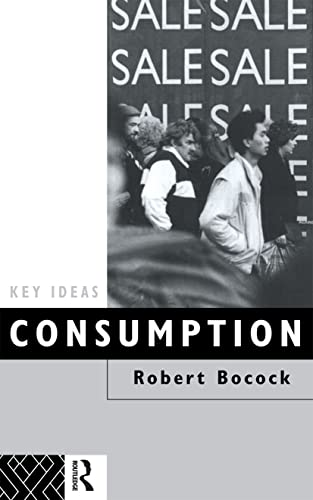 9780415069625: Consumption (Key Ideas)