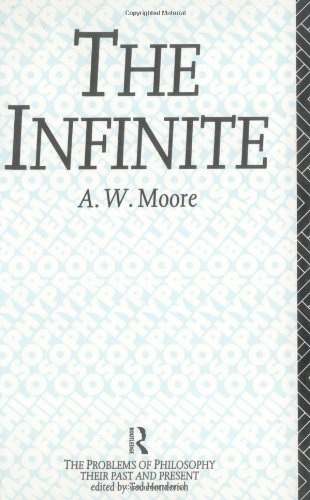 9780415070485: The Infinite (The Problems of Philosophy : Their Past and Present)