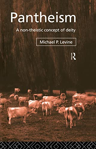 9780415070645: Pantheism: A Non-Theistic Concept of Deity