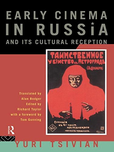 9780415071352: Early Cinema in Russia and its Cultural Reception (Soviet Cinema)