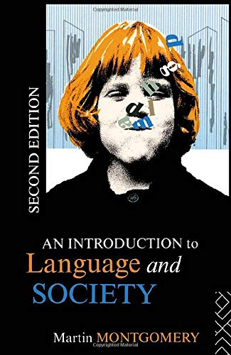 9780415072380: An Introduction to Language and Society (Studies in Culture and Communication)