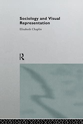 9780415073622: Sociology and Visual Representation