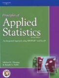 9780415073790: Principles of Applied Statistics (Routledge Series in the Principles of Management)