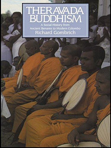 9780415075855: Theravada Buddhism: A Social History from Ancient Benares to Modern Colombo