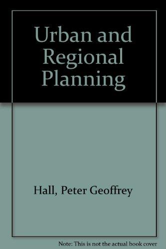 9780415076234: Urban and Regional Planning