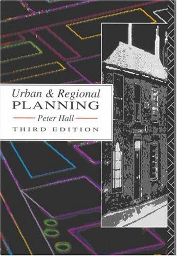 9780415076241: Urban and Regional Planning