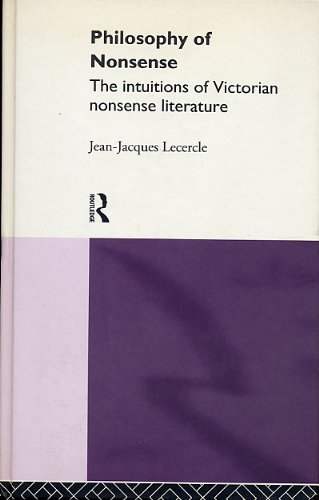 9780415076524: Philosophy Nonsense Cl