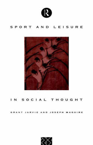9780415077040: Sport and Leisure in Social Thought