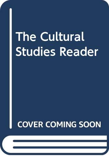 9780415077088: The Cultural Studies Reader