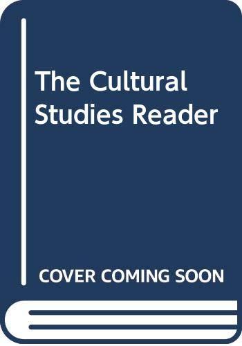 9780415077088: The Cultural Studies Reader