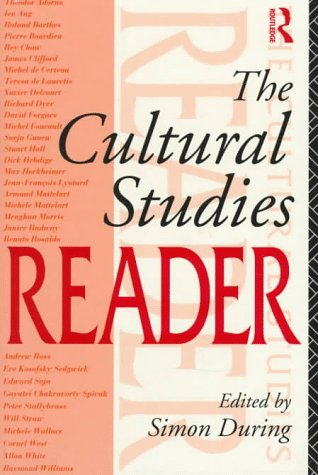 9780415077095: The Cultural Studies Reader