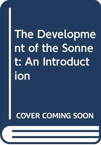 9780415077446: Devel Sonnet: Intro Cl