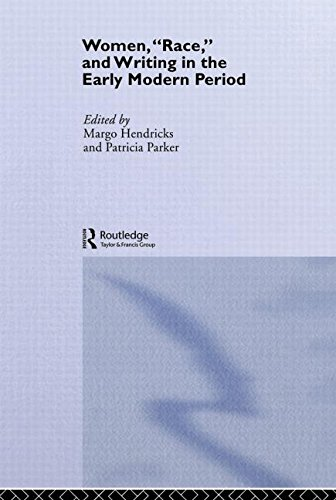 9780415077774: Women, 'Race' and Writing in the Early Modern Period