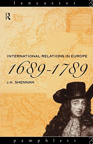 9780415077804: International Relations in Europe, 1689-1789 (Lancaster Pamphlets)