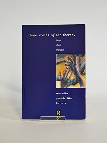 Therapist Three Voices of Art Therapy Image Client
