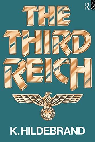 9780415078610: The Third Reich