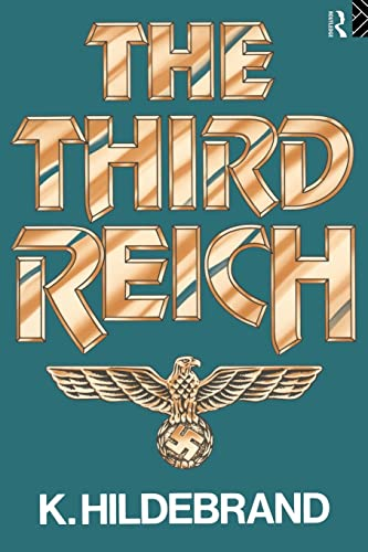 9780415078610: The Third Reich