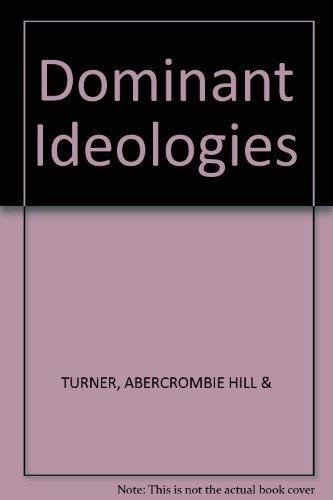 9780415078993: Dominant Ideologies