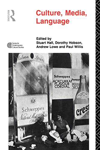 9780415079068: Culture, Media, Language: Working Papers in Cultural Studies, 1972-79 (Cultural Studies Birmingham)