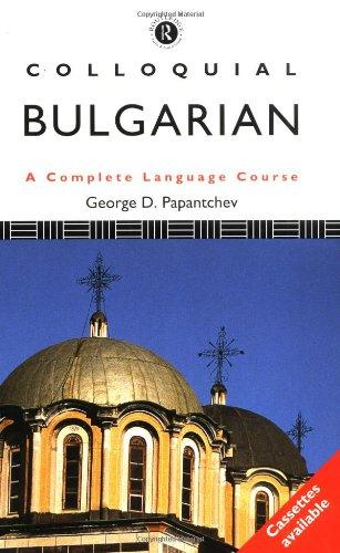 9780415079631: Colloquial Bulgarian (Colloquial Series)
